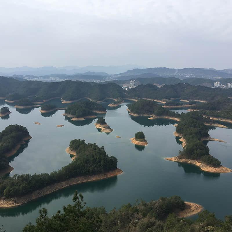 三月千岛湖之旅